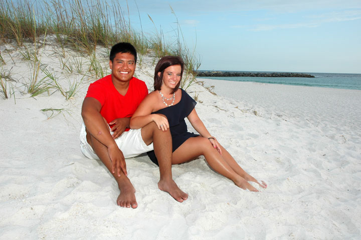 Professional Panama City Beach Family Pictures