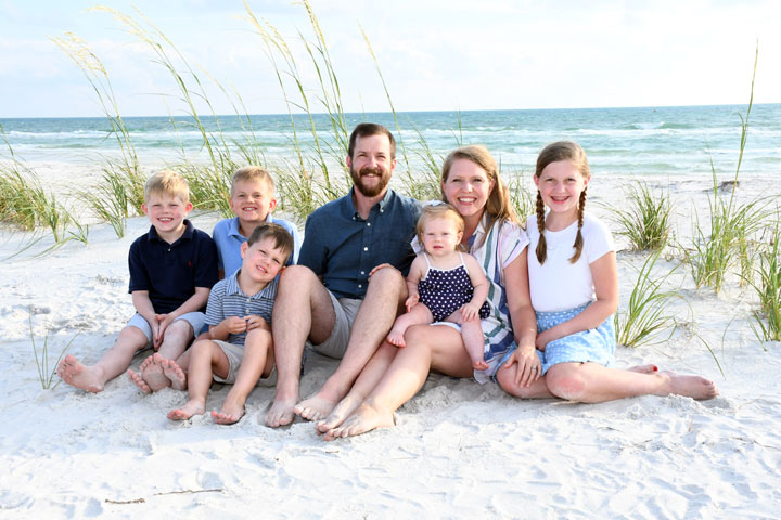 Professional Panama City Beach Portraits
