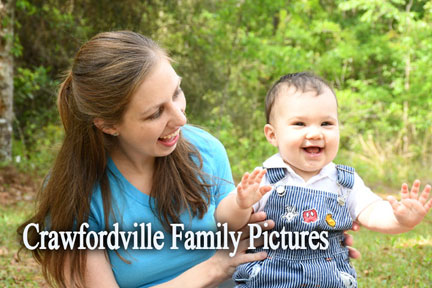 gallery Crawfordville family photography