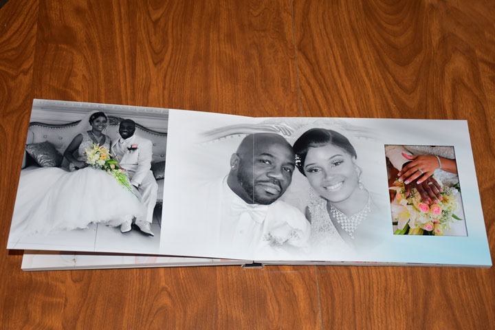 Wedding Album Photos
