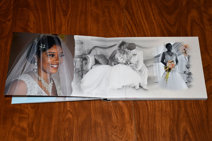 Tallahassee Wedding Album Pictures