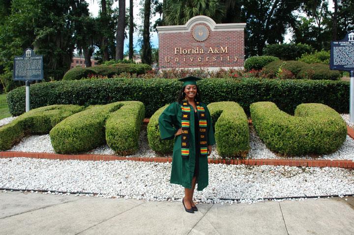 FAMU graduation pictures