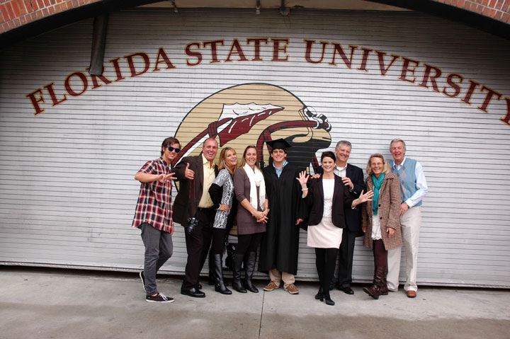 FSU graduation photos