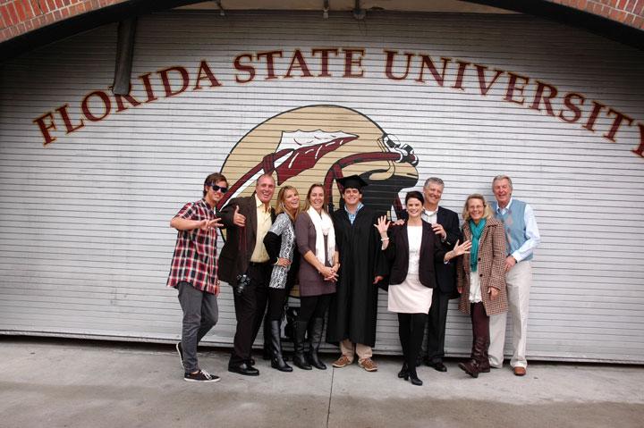 FSU graduation photos