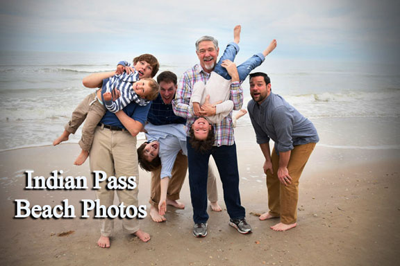 Gallery Indian Pass family portraits