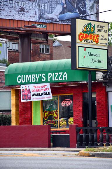 Gumbys Pizza Tallahassee Coronavirus