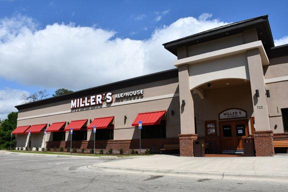 Millers Ale House Tallahassee Coronavirus