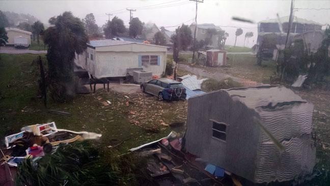Hurricane Michael Mexico Beach 02