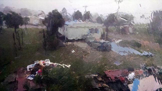 Hurricane Michael Mexico Beach 03