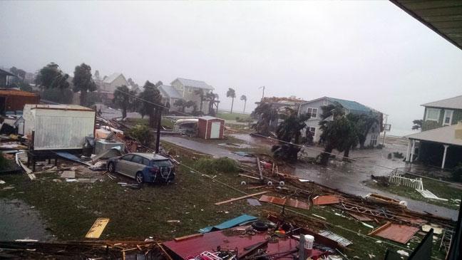 Hurricane Michael Mexico Beach 04
