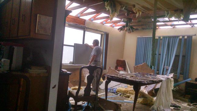 Hurricane Michael Mexico Beach 06