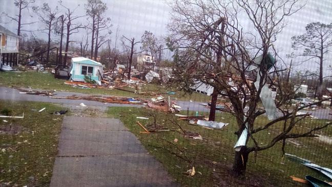 Hurricane Michael Mexico Beach 11