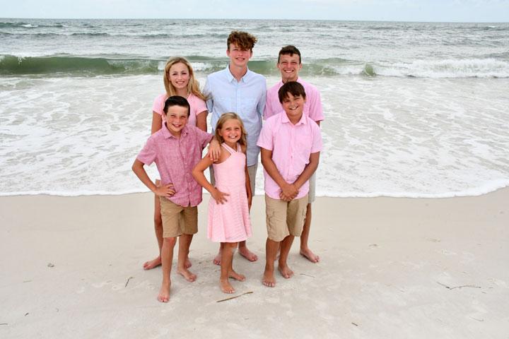 Panama City family photos