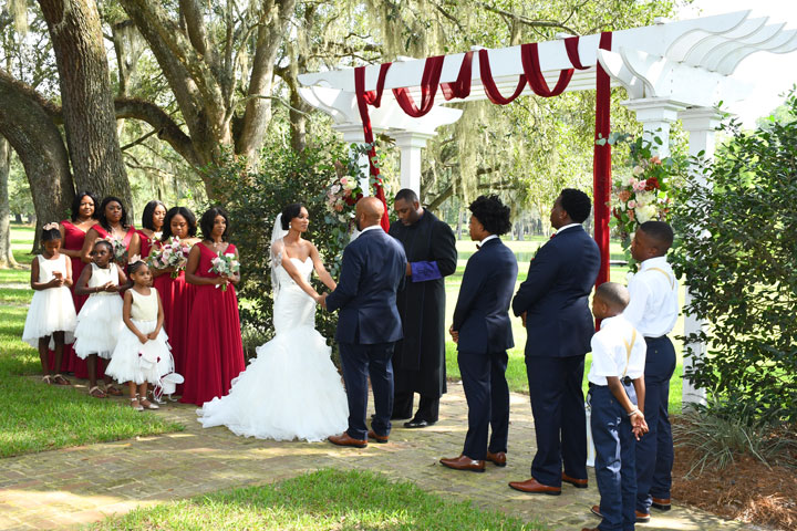 professional Tallahassee Wedding Photographer