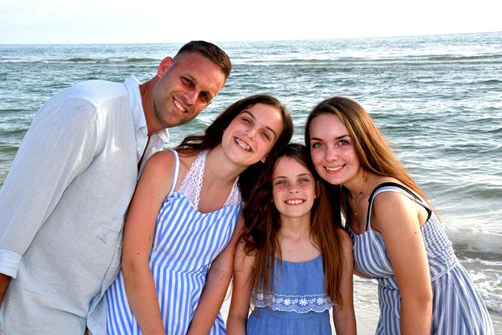 Panama City Family beach photography