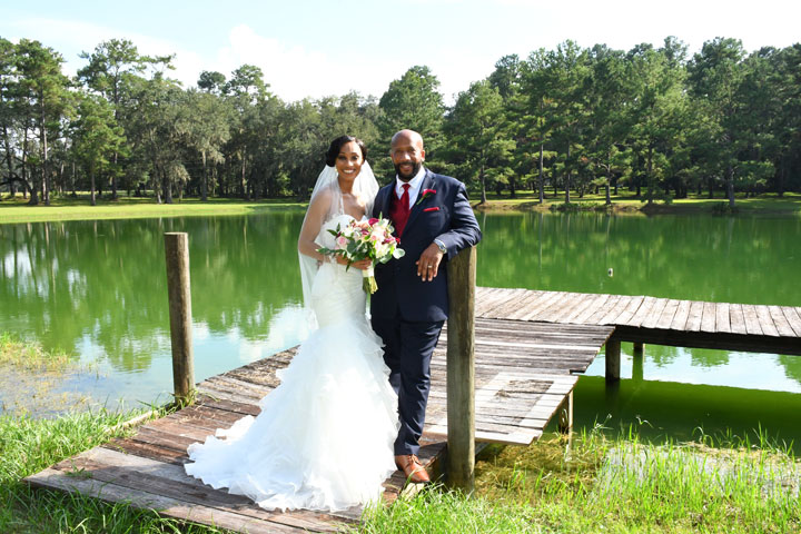 Tallahassee wedding pictures